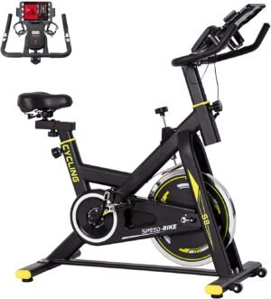 BINHIA S8 Indoor Exercise Bike.