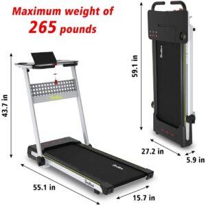 CIIHI C Redliro Desk Treadmill Jogging Walking Machine