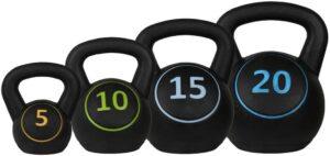 Confidence Fitness Pro Vinyl Kettle Bell