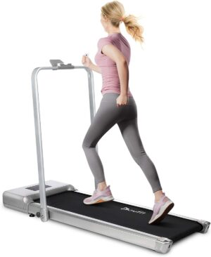 Doufit TD-01 Under Desk Electric Folding Treadmill