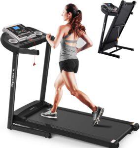 Moskado Folding Treadmill