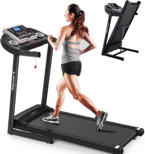 Moskado Folding Treadmill
