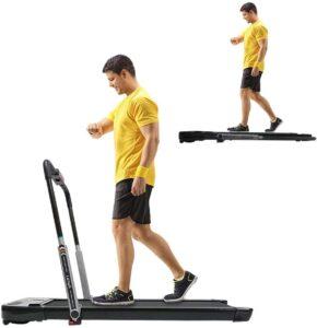 gorilla gadgets primetek 2.5hp underdesk treadmill