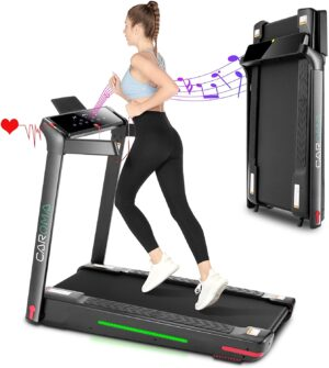 Caroma Fynllur Folding Treadmill