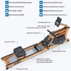 Gasky Water Rowing Machine