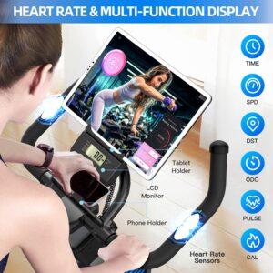 LABGREY Indoor Bike LCD Display