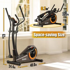 NICEDAY Elliptical Trainer Measurements