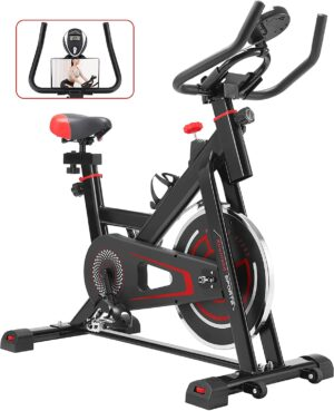 Xtionland Exercise Bikes 330 Lbs