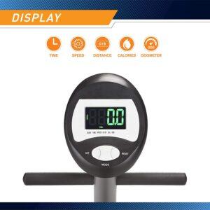 Marcy Recumbent Bike ME-709 LCD Display