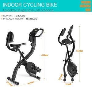 NEWERA GYM 3-in-1 Indoor Bike
