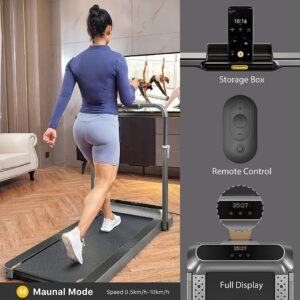 WalkingPad R2 Folding Treadmill