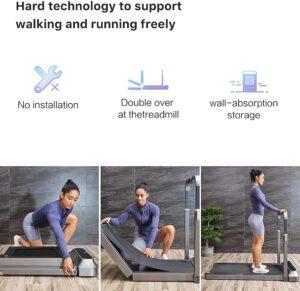 WalkingPad R2 Folding, Walking & Running Treadmill