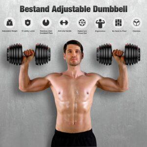 Bestand Adjustable Dumbbell 52.5lb