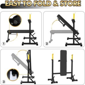 CANPA Olympic Weight Bench