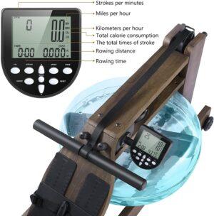 Micyox Rowing Machine LCD Display